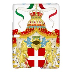 Coat of Arms of The Kingdom of Italy Samsung Galaxy Tab S (10.5 ) Hardshell Case