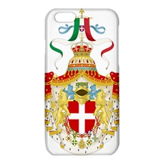 Coat of Arms of The Kingdom of Italy iPhone 6/6S TPU Case