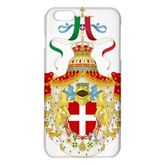 Coat of Arms of The Kingdom of Italy iPhone 6 Plus/6S Plus TPU Case