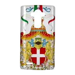 Coat of Arms of The Kingdom of Italy LG G4 Hardshell Case