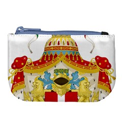 Coat of Arms of The Kingdom of Italy Large Coin Purse