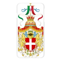 Coat of Arms of The Kingdom of Italy Apple Seamless iPhone 6 Plus/6S Plus Case (Transparent)