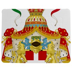 Coat of Arms of The Kingdom of Italy Jigsaw Puzzle Photo Stand (Rectangular)