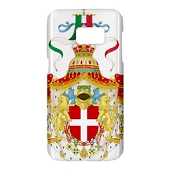 Coat of Arms of The Kingdom of Italy Samsung Galaxy S7 Hardshell Case