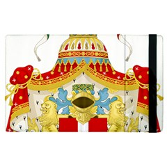 Coat of Arms of The Kingdom of Italy Apple iPad Pro 12.9   Flip Case