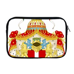Coat of Arms of The Kingdom of Italy Apple MacBook Pro 17  Zipper Case