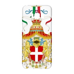 Coat of Arms of The Kingdom of Italy Samsung Galaxy S8 Hardshell Case