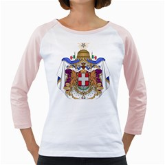 Greater Coat of Arms of Italy, 1870-1890  Girly Raglans