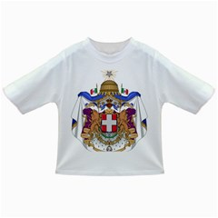 Greater Coat of Arms of Italy, 1870-1890  Infant/Toddler T-Shirts