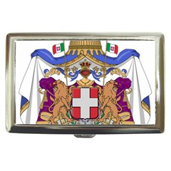 Greater Coat of Arms of Italy, 1870-1890  Cigarette Money Cases