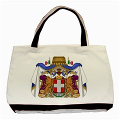 Greater Coat of Arms of Italy, 1870-1890  Basic Tote Bag