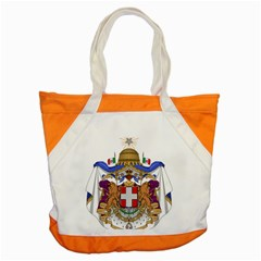 Greater Coat of Arms of Italy, 1870-1890  Accent Tote Bag