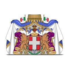 Greater Coat of Arms of Italy, 1870-1890  Plate Mats
