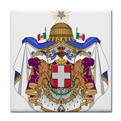 Greater Coat of Arms of Italy, 1870-1890  Face Towel
