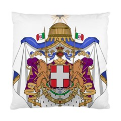 Greater Coat of Arms of Italy, 1870-1890  Standard Cushion Case (Two Sides)