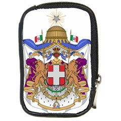 Greater Coat of Arms of Italy, 1870-1890  Compact Camera Cases
