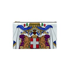 Greater Coat of Arms of Italy, 1870-1890  Cosmetic Bag (Small)
