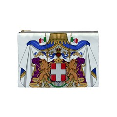 Greater Coat of Arms of Italy, 1870-1890  Cosmetic Bag (Medium)