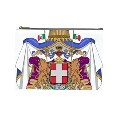 Greater Coat of Arms of Italy, 1870-1890  Cosmetic Bag (Large)