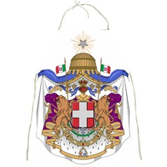 Greater Coat of Arms of Italy, 1870-1890  Full Print Aprons