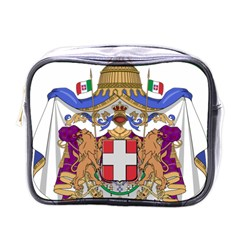 Greater Coat of Arms of Italy, 1870-1890  Mini Toiletries Bags