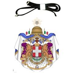 Greater Coat of Arms of Italy, 1870-1890  Shoulder Sling Bags