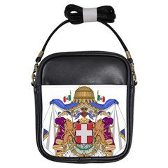 Greater Coat of Arms of Italy, 1870-1890  Girls Sling Bags