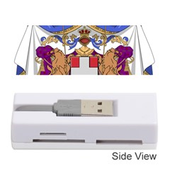 Greater Coat of Arms of Italy, 1870-1890  Memory Card Reader (Stick)