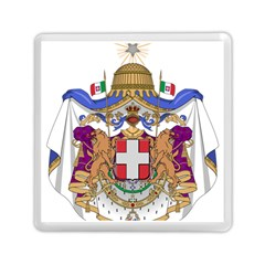 Greater Coat of Arms of Italy, 1870-1890  Memory Card Reader (Square)