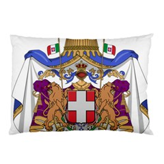Greater Coat of Arms of Italy, 1870-1890  Pillow Case (Two Sides)
