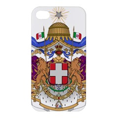 Greater Coat of Arms of Italy, 1870-1890  Apple iPhone 4/4S Hardshell Case