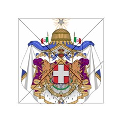Greater Coat of Arms of Italy, 1870-1890  Acrylic Tangram Puzzle (4  x 4 )