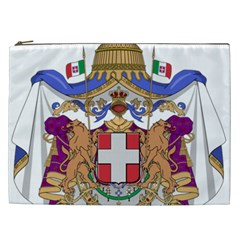 Greater Coat of Arms of Italy, 1870-1890  Cosmetic Bag (XXL)