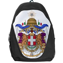 Greater Coat of Arms of Italy, 1870-1890  Backpack Bag