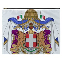 Greater Coat of Arms of Italy, 1870-1890  Cosmetic Bag (XXXL)