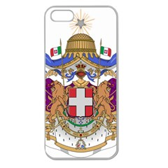 Greater Coat of Arms of Italy, 1870-1890  Apple Seamless iPhone 5 Case (Clear)