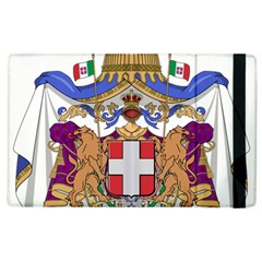 Greater Coat of Arms of Italy, 1870-1890  Apple iPad 2 Flip Case