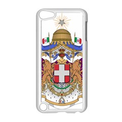 Greater Coat of Arms of Italy, 1870-1890  Apple iPod Touch 5 Case (White)