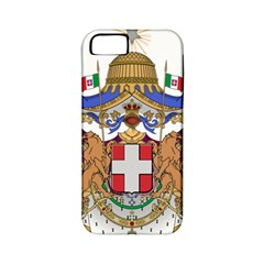 Greater Coat of Arms of Italy, 1870-1890  Apple iPhone 5 Classic Hardshell Case (PC+Silicone)
