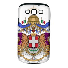 Greater Coat of Arms of Italy, 1870-1890  Samsung Galaxy S III Classic Hardshell Case (PC+Silicone)