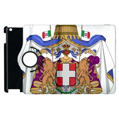 Greater Coat of Arms of Italy, 1870-1890  Apple iPad 2 Flip 360 Case