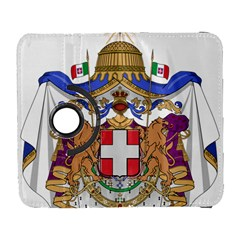 Greater Coat of Arms of Italy, 1870-1890  Galaxy S3 (Flip/Folio)