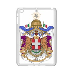 Greater Coat of Arms of Italy, 1870-1890  iPad Mini 2 Enamel Coated Cases