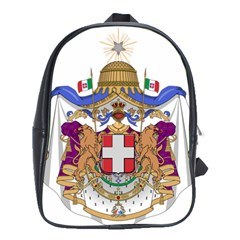 Greater Coat of Arms of Italy, 1870-1890  School Bags (XL)