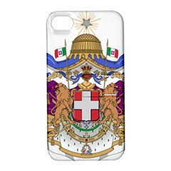 Greater Coat of Arms of Italy, 1870-1890  Apple iPhone 4/4S Hardshell Case with Stand