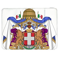 Greater Coat of Arms of Italy, 1870-1890  Samsung Galaxy Tab 7  P1000 Flip Case