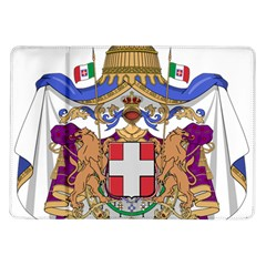 Greater Coat of Arms of Italy, 1870-1890  Samsung Galaxy Tab 10.1  P7500 Flip Case