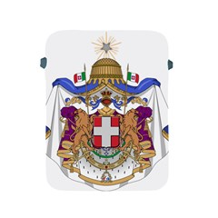 Greater Coat of Arms of Italy, 1870-1890  Apple iPad 2/3/4 Protective Soft Cases