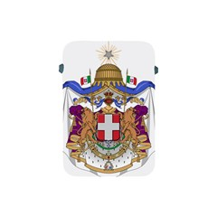 Greater Coat of Arms of Italy, 1870-1890  Apple iPad Mini Protective Soft Cases