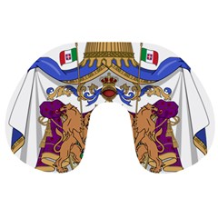 Greater Coat of Arms of Italy, 1870-1890  Travel Neck Pillows